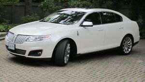 2010 Lincoln MKS AWD- 3.5 Ecoboost Sedan