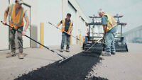 Asphalt Repair Needs