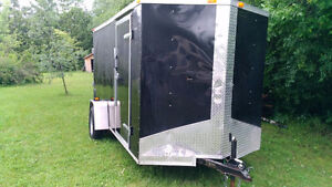 Rent 6 x 12 and  5 x 8 Cargo Trailers
