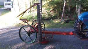 Tractor Cutting Mower