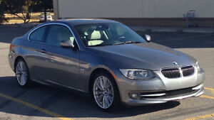 2011 BMW 3-Series 335 xDrive Coupe (2 door)