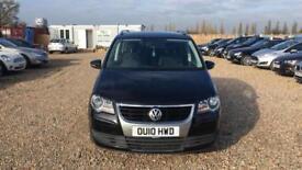 2010 Volkswagen Touran 2.0 TDI DPF Match MPV 5dr (7 Seats)