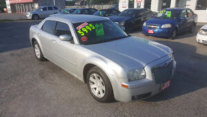 CHRYSLER 300 *** LOADED / LEATHER *** CERTIFIED $5995