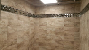 Cheap tile installs get what you pay for.deal with real installe