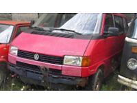 "VW TRANSPORTER ""SPARES OR REPAIR"" PARTS"