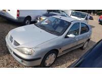 Renault Megane 1.9dTi 80 2001MY Expression