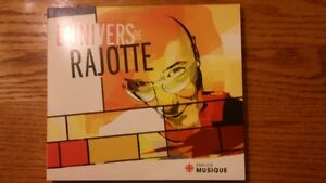 cd -L'univers de Rajotte