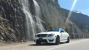 2014 Mercedes-Benz C-Class C63AMG Edition 507 Coupe (2 door)