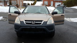 2004 Honda CR-V - Completely inspected and repaired this week