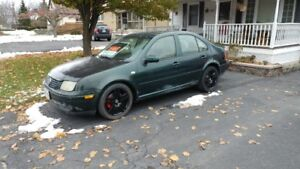 2002 VW Jetta whole car or for parts