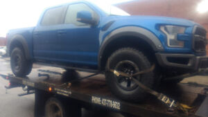 Hamilton Flatbed Towing Services-647-795-3066
