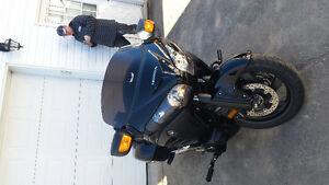 Honda F6B mint condition with extended warranty