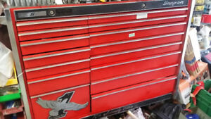 Snap On 70 th Anniversary Tool Box VGC 54x48x28