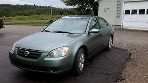 2003 Nissan Altima Berline 2.5S