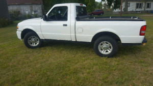 2006 ford ranger  parts only