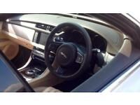 2017 Jaguar XF 2.0d (180) Portfolio Low Miles Automatic Diesel Saloon