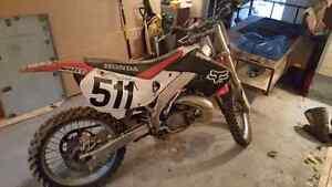Motocross CR 250 1999