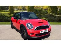 2015 Mini Cooper S Convertible 1.6 Cooper S 2dr Manual Petrol Convertible
