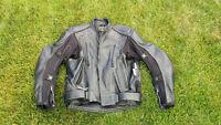 Blouson de cuir pour moto - Motorcycle Leather Jacket