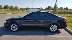 2010 Hyundai Sonata Limited w/ Navigation Sedan