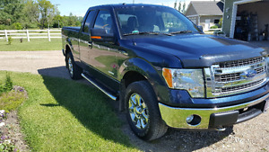 2014 Ford 150 XLT supercab