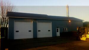Batisse, Garage