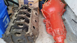 *REDUCED*** 396 Big Block and TH400 Transmission - 1968