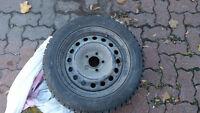Bridgestone Blizzak WS70 205/55-16 tires - PRIX REDUIT