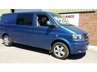 2015 VW Transporter Highline 2.0TDi LWB 5 Seats Ideal Camper Conversion
