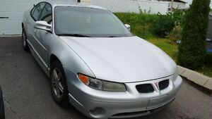 2002 Pontiac Grand Prix GT Berline