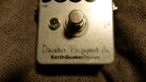 Earthquaker Devices Disaster Transport Jr. Delay pedal