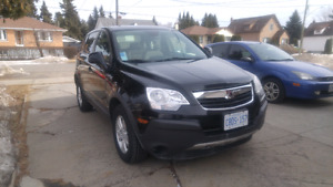 2008 Saturn VUE xe SUV, Crossover all wheel drive,safetied