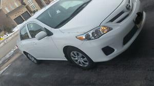 Toyota Corolla 2012 One owner