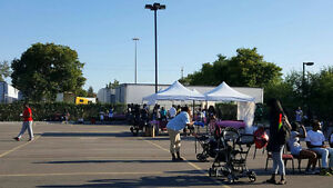 BEST PRICES!! GTA Party Rental - Tables Chairs Tents! Oakville / Halton Region Toronto (GTA) image 6
