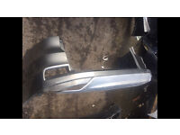 Volvo XC90 genuine rear bumper latest model older bumpers available
