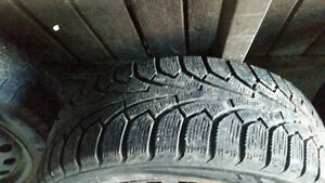 Winter tires 195/60 r15