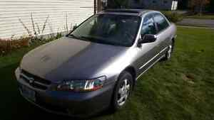 2000 Honda Accord SE 4 Door Automatic