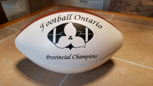 Football Ontario Provincial Champions Full size Football