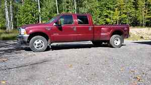 2004 Ford F350 no rust on the body