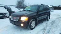 GMC ENVOY SUV *** FULLY LOADED 4X4 *** CERTIFIED $4995