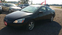 2005 Honda Accord EX-L coupe Coupe (2 door)