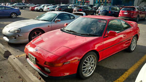 1992 Toyota MR2 GT-S - TENTATIVELY SOLD