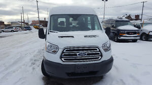2016 Ford 8 SEAT Van SAFETIED, ONLY 23,241KM