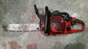chainsaw jonsered 52cc blade neuve