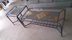 Eh coffee table sets. prices listed
