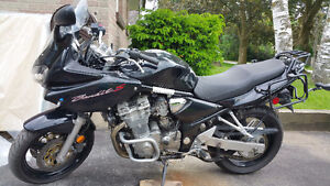 Low mileage and well maintained black stallion