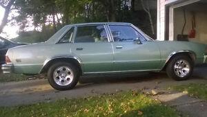 1978 Chevy Malibu 4 Door
