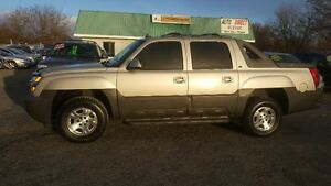 2006 CHEVROLET AVALANCHE Z71 *** FULLY LOADED 4X4 *** CERT $9995