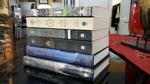Selling Tolkien book collection