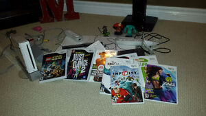 Nintendo Wii Console, Games